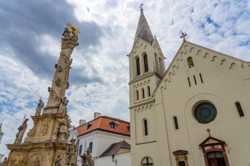 Olyan kevés kispap van Veszprémben, hogy felfüggesztik a szemináriumot