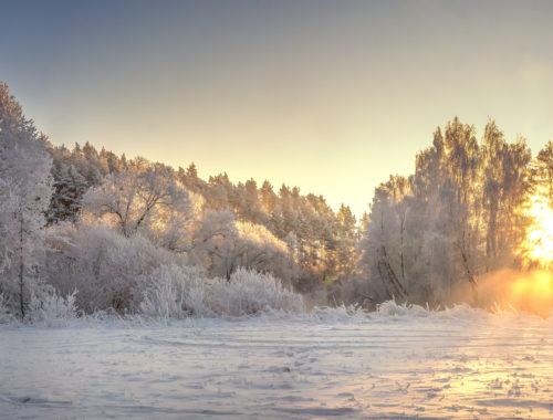 A havas táj hasonlít lelkünk megtisztulására?