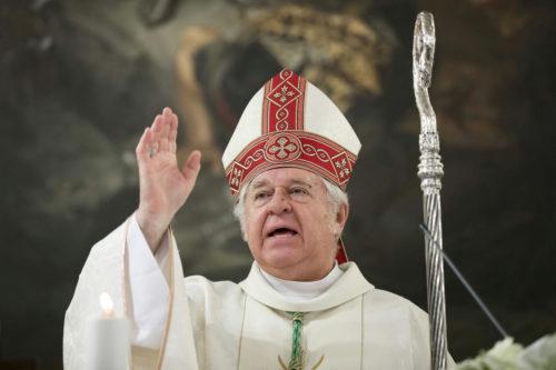 Koronavírusban meghalt Snell György püspök