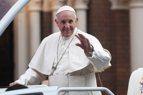 Rendkívüli hír - Ferenc pápa Budapestre jön